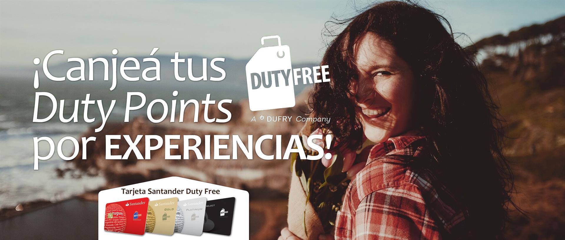 Duty Free Santander